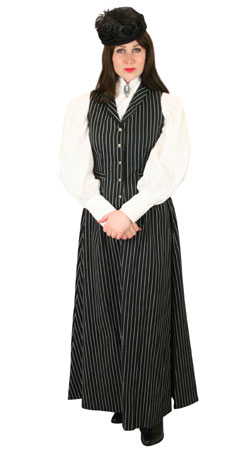 Victorian, Ladies Outfits Townspeople |Antique, Vintage, Old Fashioned, Wedding, Theatrical, Reenacting Costume |