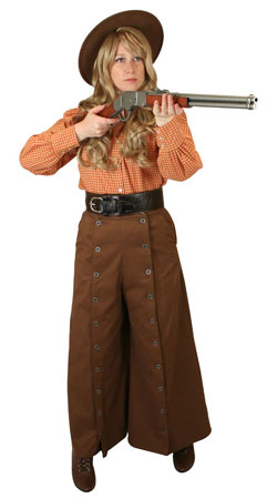 Old West, Ladies Outfits Gunslingers,Frontier Folk |Antique, Vintage, Old Fashioned, Wedding, Theatrical, Reenacting Costume |
