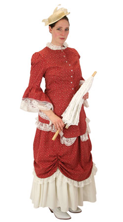 Victorian,Old West, Ladies Outfits Townspeople |Antique, Vintage, Old Fashioned, Wedding, Theatrical, Reenacting Costume |