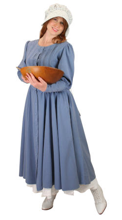 Victorian,Old West Ladies Outfits,Quick Ship Outfits Frontier Folk,Townspeople |Antique, Vintage, Old Fashioned, Wedding, Theatrical, Reenacting Costume |