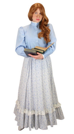 Victorian Ladies Outfits Townspeople |Antique, Vintage, Old Fashioned, Wedding, Theatrical, Reenacting Costume |