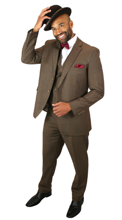 Edwardian, Mens Outfits,Quick Ship Outfits Townspeople,Professionals |Antique, Vintage, Old Fashioned, Wedding, Theatrical, Reenacting Costume |