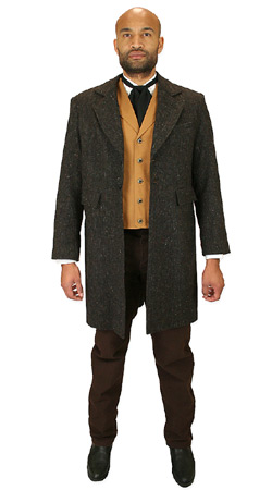 Victorian,Old West, Mens Outfits Townspeople |Antique, Vintage, Old Fashioned, Wedding, Theatrical, Reenacting Costume |
