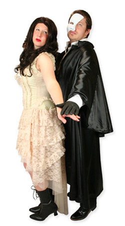 Phantom & Christine Group Costume