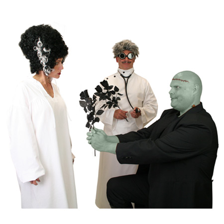 Frankenstein Family Group Costume