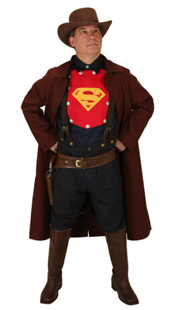 Superhero/Villain,Hollywood Mens Outfits Heroes |Antique, Vintage, Old Fashioned, Wedding, Theatrical, Reenacting Costume | Famous Characters