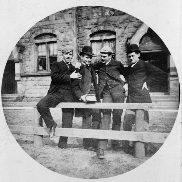 1890s College Chums