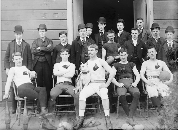 1890s Sportsmen