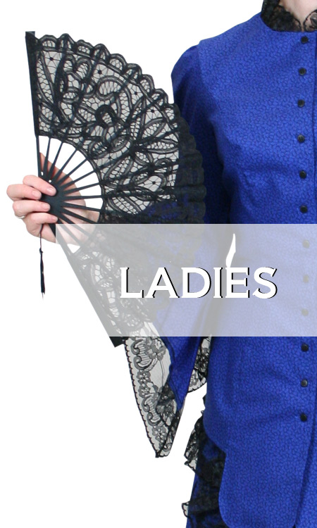 Victorian Ladies Clothing