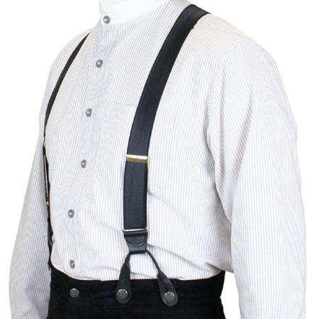 Mens Old Fashioned Suspenders