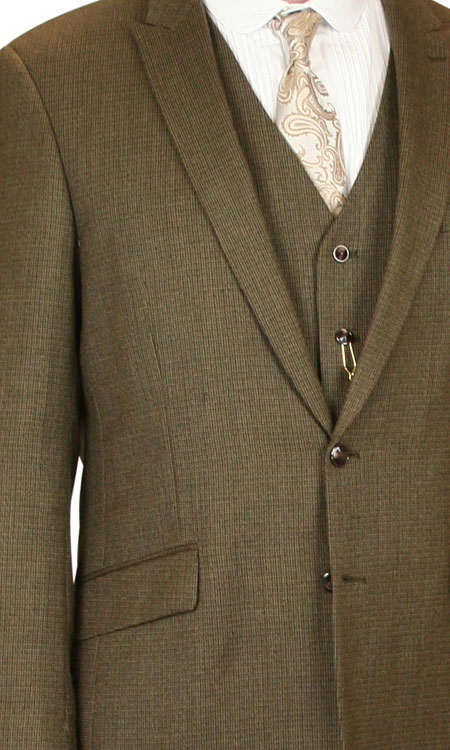 Mens Old Fashioned Suits