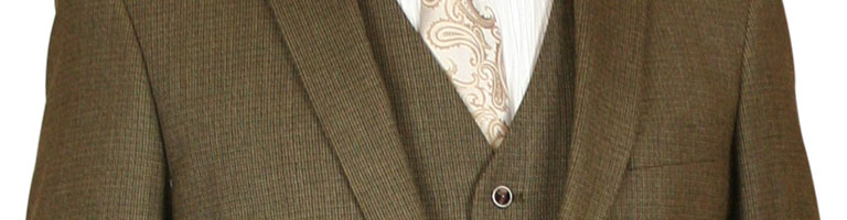 Mens Vintage Style Suits