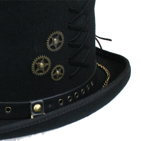 Steampunk Caps and Hats