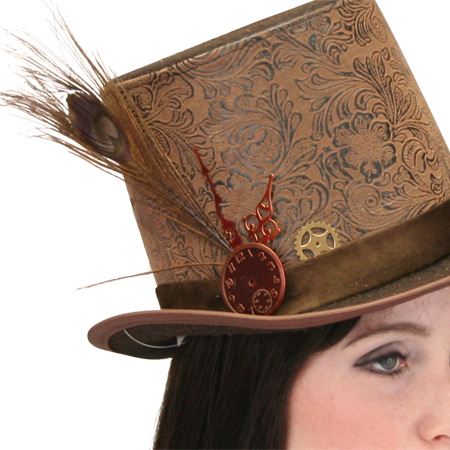 Ladies Steampunk Gadgets and Accessories