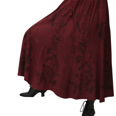 Ladies Steampunk Skirts and Pants