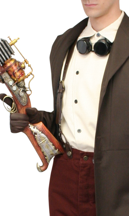 Mens Steampunk Outfits