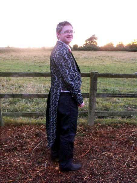 Customer photos wearing Groomsman of Distinction