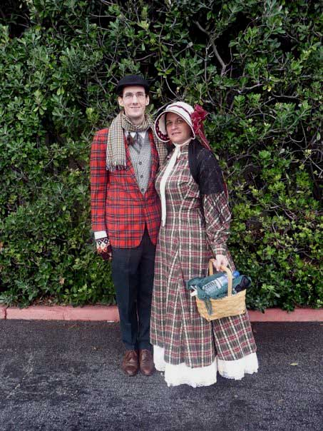 Customer photos wearing Cute as the Dickens