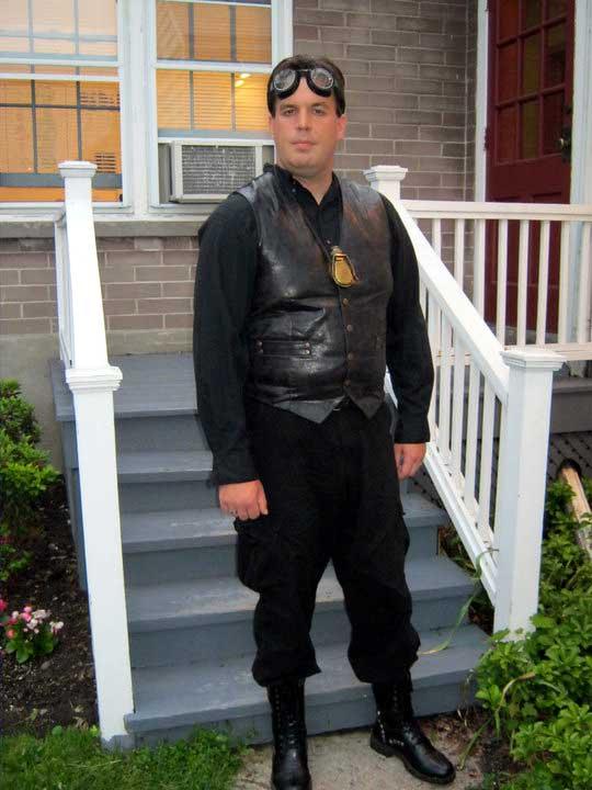 Customer photos wearing All Agog