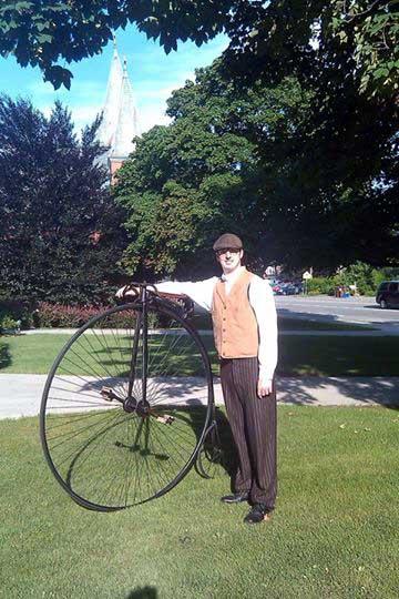 Customer photos wearing A Wheel Hero