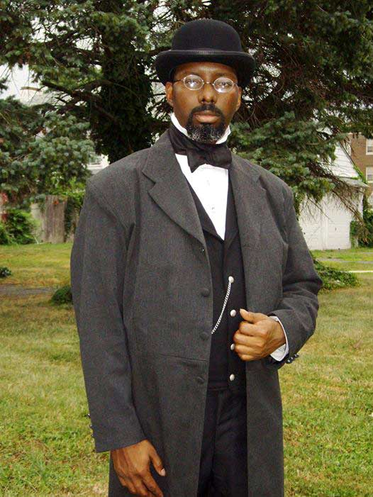 Customer photos wearing A Principled Principal