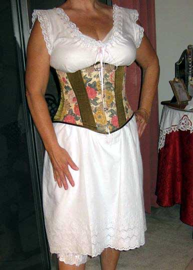Customer photos wearing Curvaceous