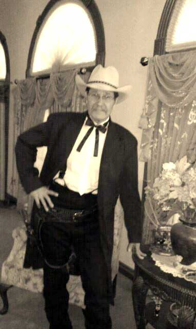 Customer photos wearing Classic Cowboy