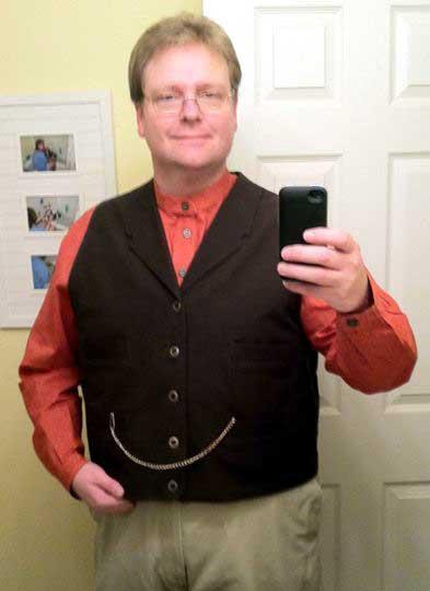 Customer photos wearing Wonderful Work Clothes
