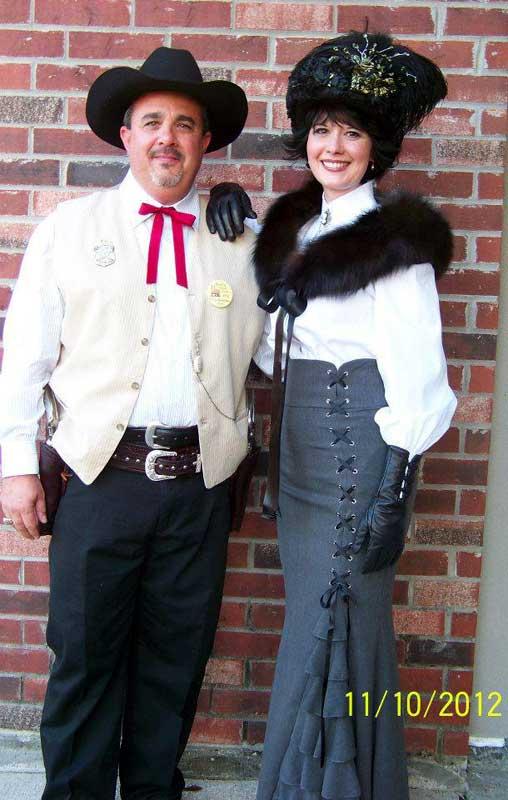 Customer photos wearing Prize Winning Ensemble