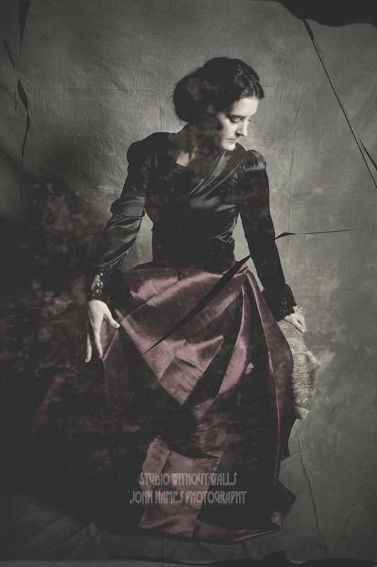Customer photos wearing Deadwood Inspired Portraits