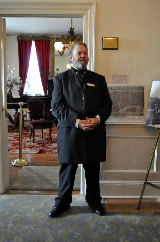 Customer photos wearing Docent at the First White House of the Confederacy