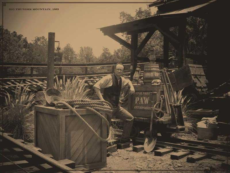 Customer photos wearing 1883 Miner