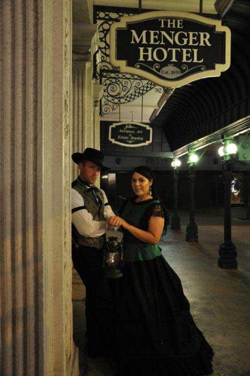 Customer photos wearing San Antonio Savoir Faire