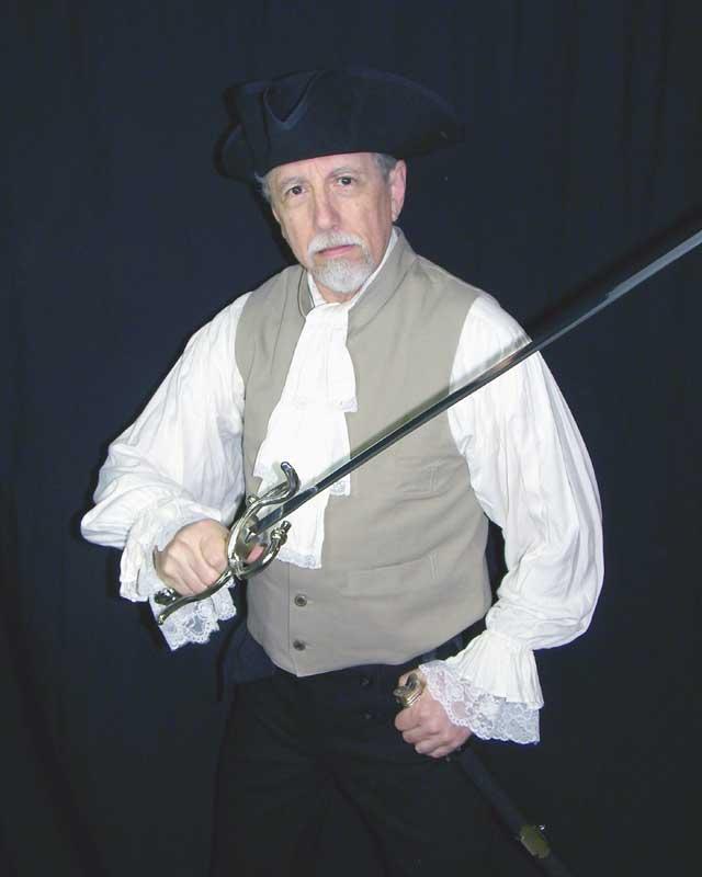Customer photos wearing Swashbuckling Sir