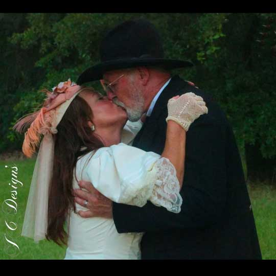 Customer photos wearing Old Fashioned Romance