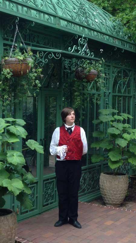 Customer photos wearing Botanical Beau