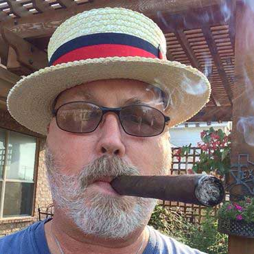 Customer photos wearing Summertime, and the living is smokey