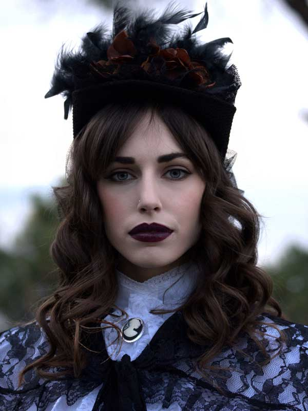 Customer photos wearing Victorian Lady in Nature