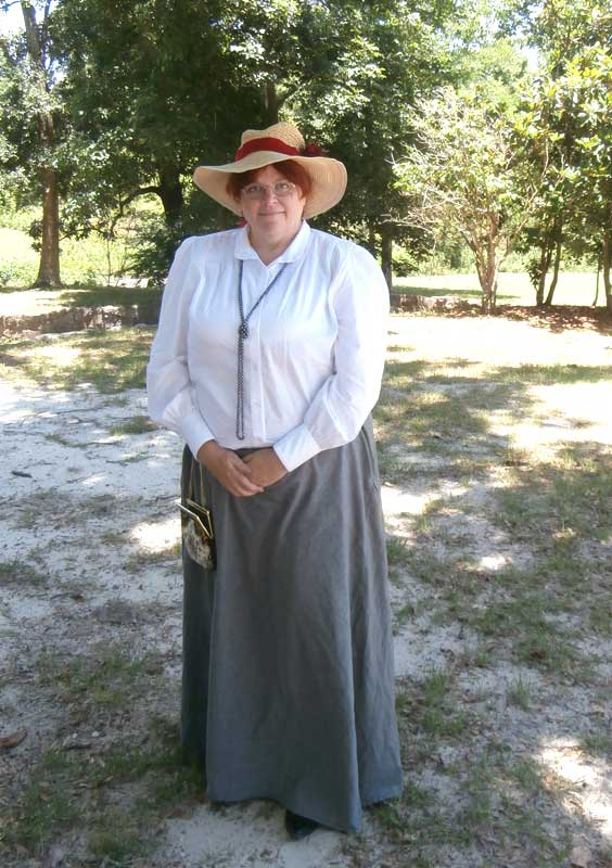 Customer photos wearing Touring the Plantation