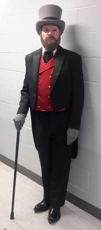Customer photos wearing A Gentleman Indeed