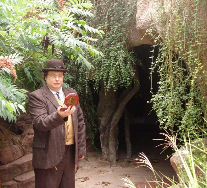 Customer photos wearing Alchemist On The Hunt
