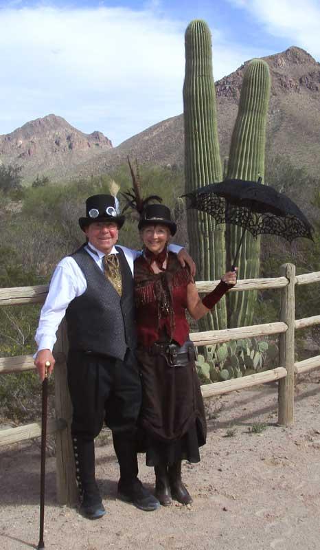 Customer photos wearing Dashing in the Desert