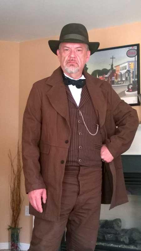 Customer photos wearing [Editors Pick] Dr. Jones?