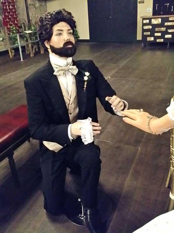 Customer photos wearing Statuesque Love
