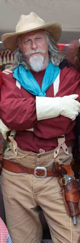 Customer photos wearing Modern Day Wild Bill Hickok