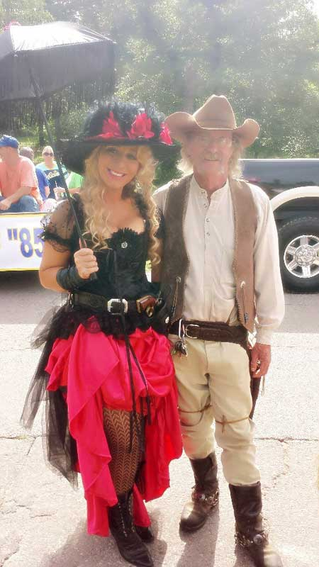 Customer photos wearing Western Girl at Heart