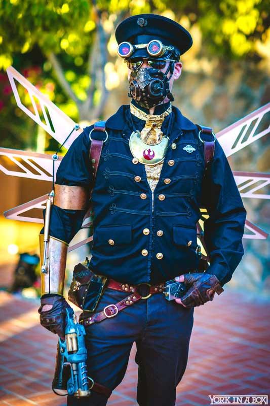 Customer photos wearing [Editors Pick] Captain of the Millennium Falcon