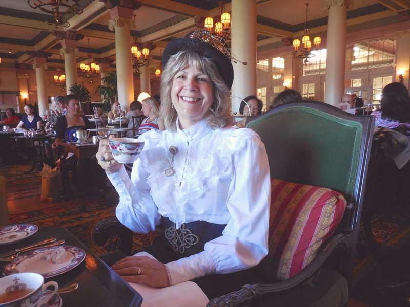 Customer photos wearing [Editors Pick] Tea Time!