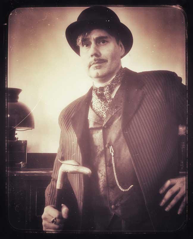 Customer photos wearing Gentleman's Business