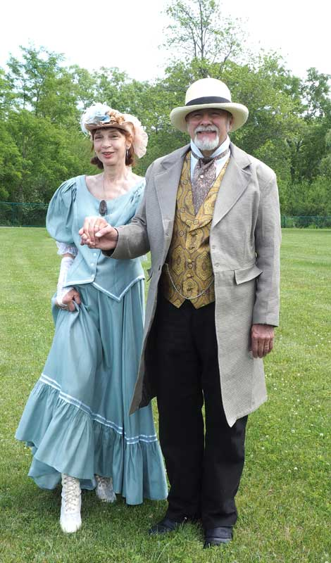Customer photos wearing Keeping Traditions Alive